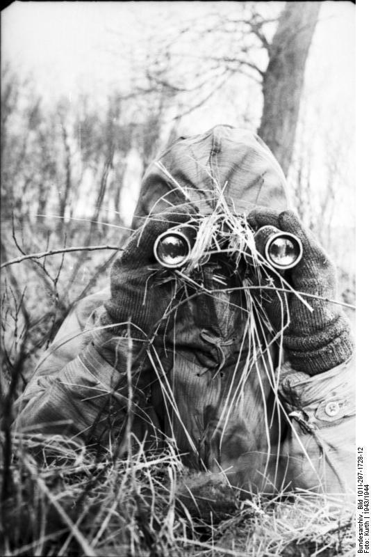 Reportage Bundesarchiv - Heer sniper 43/44 Bundes57