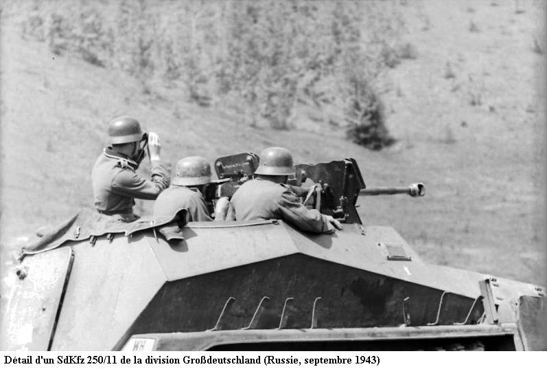 SdKfz 250 - Sonderkraftfahrzeug 250 Bundes77