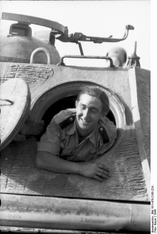 Reportage Bundesarchiv - Panther - Italie Mai 1944 Bundes90