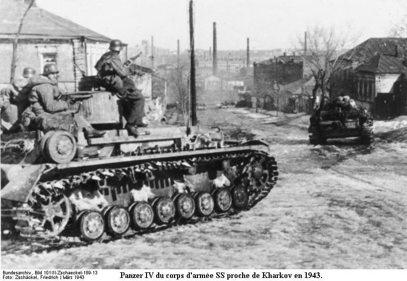 3eme Bataille de Kharkov - 19 février/15 mars 1943 Bundes99