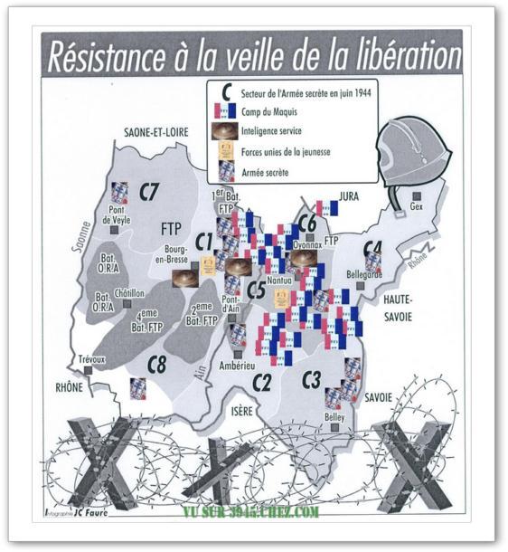 bataille de Montrovel - 3 septembre 1944 Bv000011