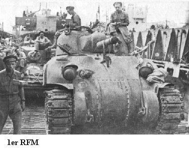 L'Armée française de la Libération de la Provence Chars_10