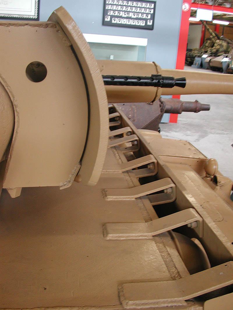 PzKpfw III  - Munster Museum - Germany Dscn1329