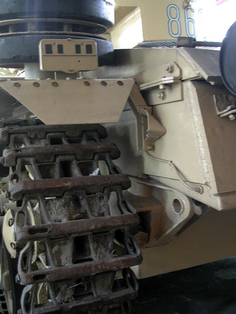 PzKpfw III  - Munster Museum - Germany Dscn1332