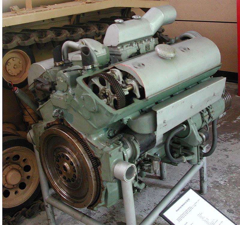 PzKpfw III  - Munster Museum - Germany Dscn1334