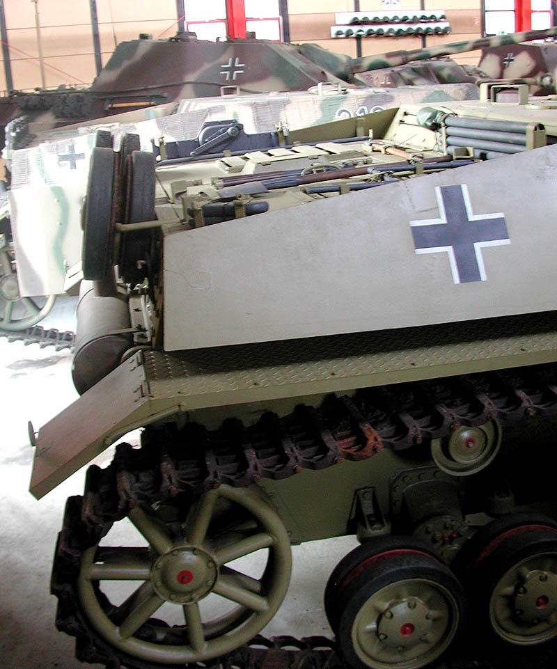 Jagdpanzer IV - Munster Museum - Germany Dscn1421