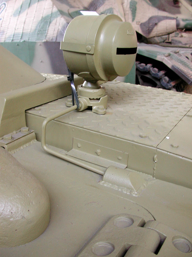 Jagdpanzer IV - Munster Museum - Germany Dscn1425