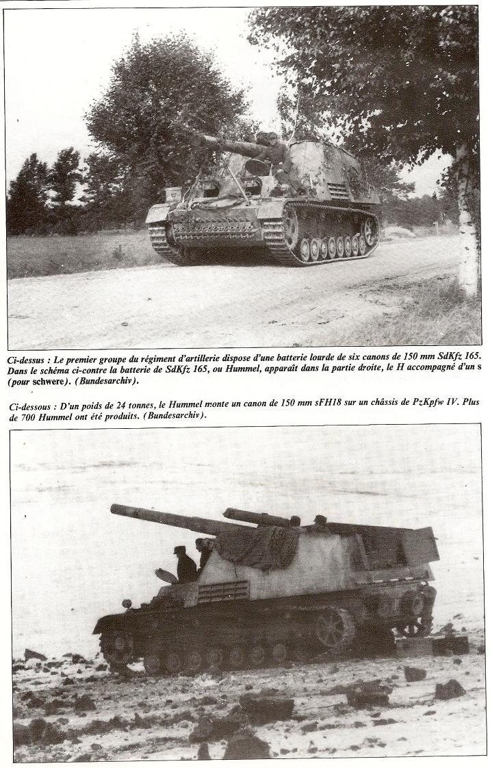 PANZER ARTILLERIE REGIMENT - Pz.Div. type 44 Fd8810