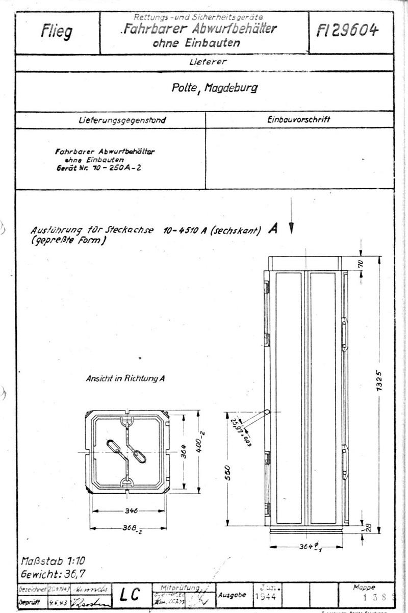 Fallschirmjäger - Container para - Plans et docs Fl_29611