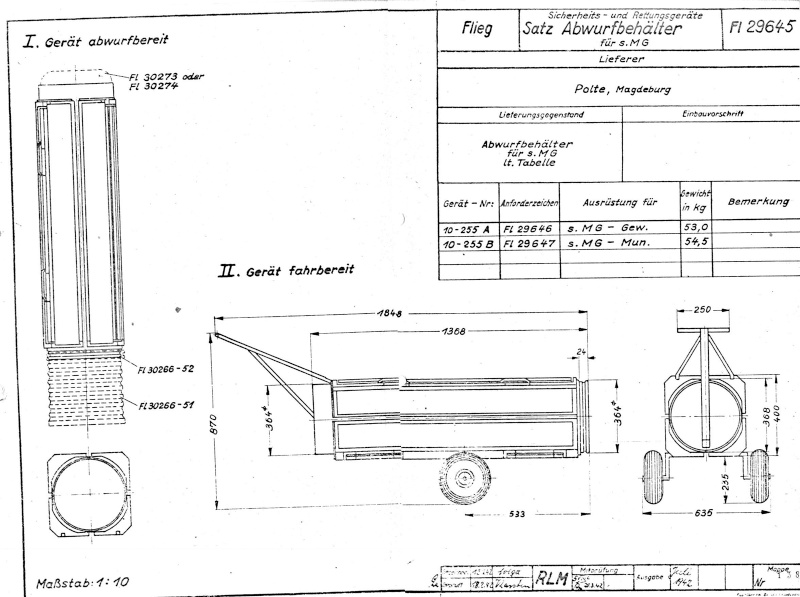 Fallschirmjäger - Container para - Plans et docs Fl_29616