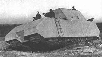 Sd.Kfz 205 - Panzerkampfwagen VIII Maus Giant110
