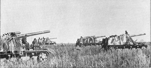 SdKfz 165 - Hummel Hummel16