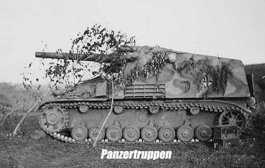 SdKfz 165 - Hummel Hummel17