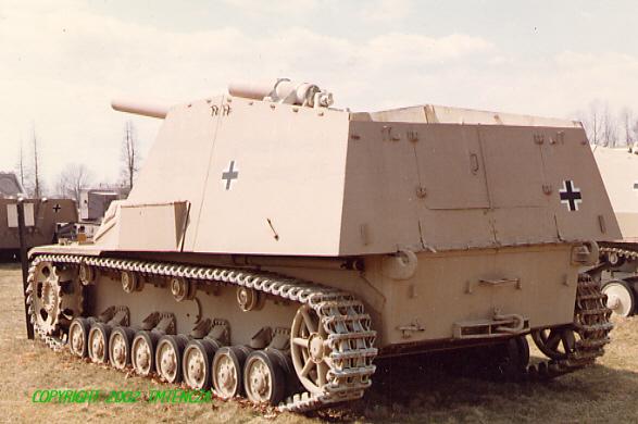 SdKfz 165 - Hummel Hummel18