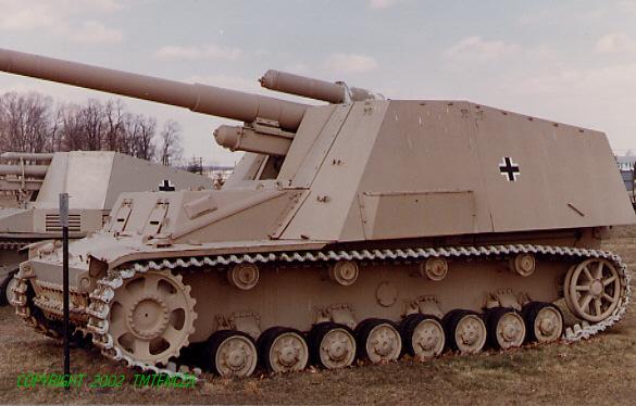 SdKfz 165 - Hummel Hummel19