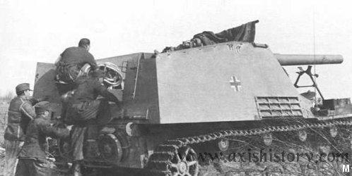 SdKfz 165 - Hummel Hummel20