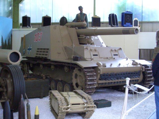 SdKfz 165 - Hummel Hummel21