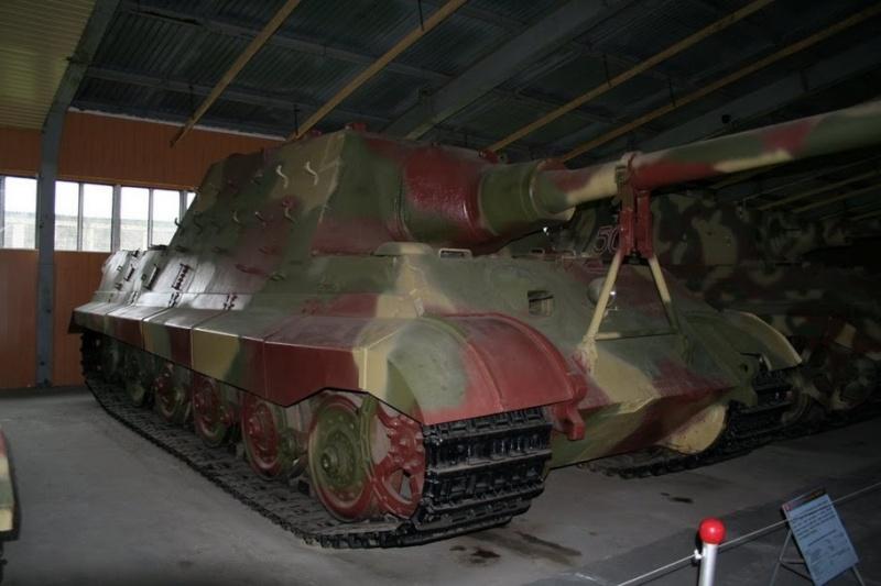Jagdtiger - Kubinka Armor Museum - Russie Img_7710