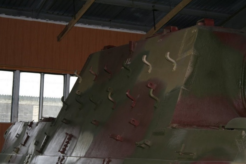 Jagdtiger - Kubinka Armor Museum - Russie Img_7711