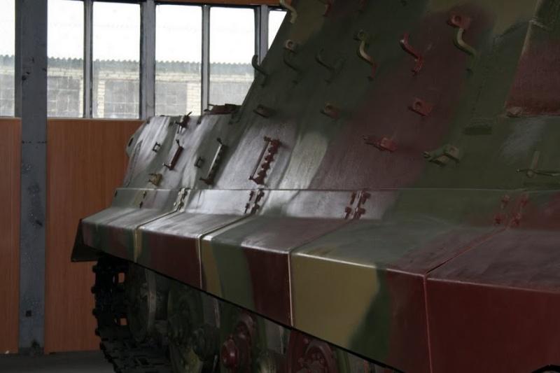 Jagdtiger - Kubinka Armor Museum - Russie Img_7712