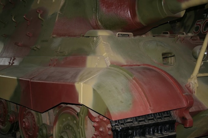 Jagdtiger - Kubinka Armor Museum - Russie Img_7713