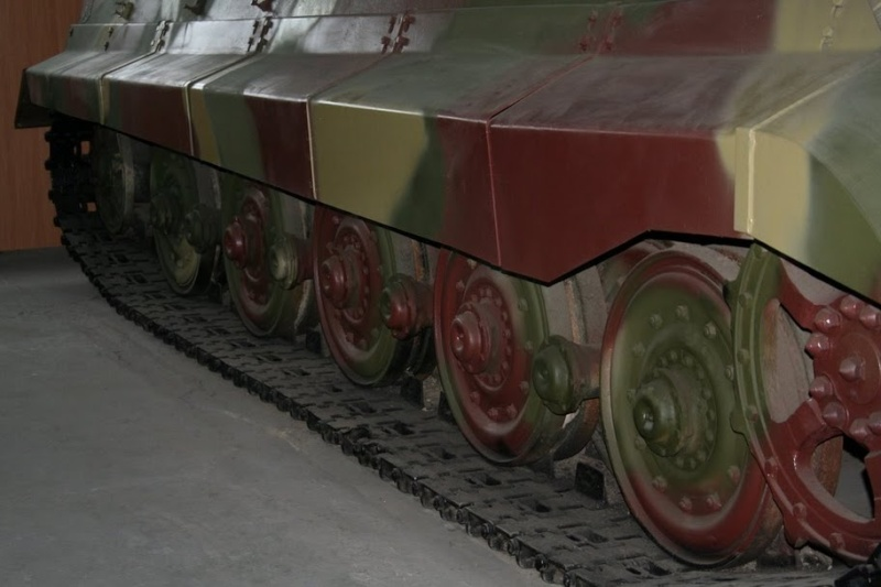 Jagdtiger - Kubinka Armor Museum - Russie Img_7714