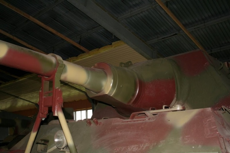 Jagdtiger - Kubinka Armor Museum - Russie Img_7716