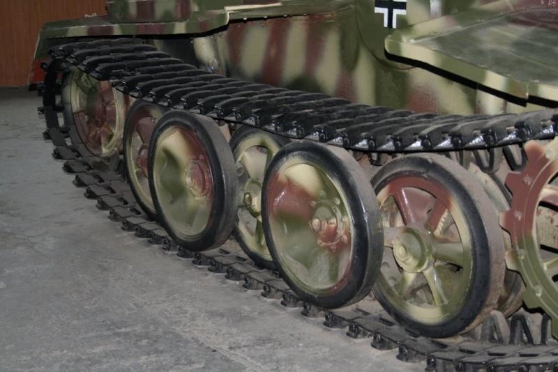 Pz II (F) - Kubinka Museum - Russie Img_7719