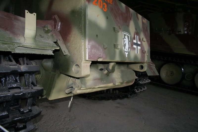 Pz II (F) - Kubinka Museum - Russie Img_7810