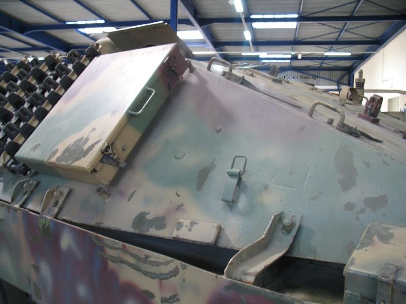 JAGDPANZER 38 HETZER G-13 - Saumur Museum - Fr Jagdpa13