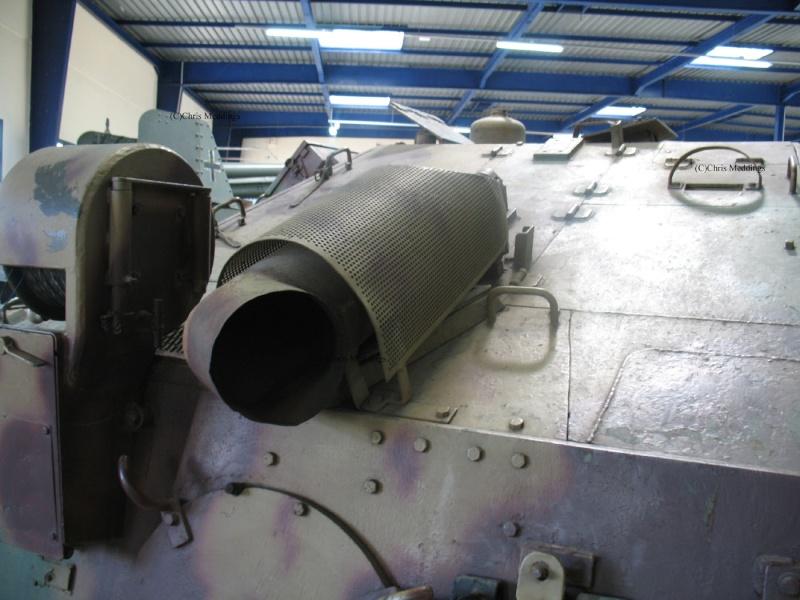 JAGDPANZER 38 HETZER G-13 - Saumur Museum - Fr Jagdpa15