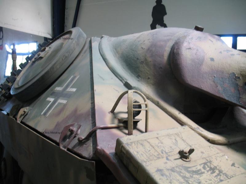 JAGDPANZER 38 HETZER G-13 - Saumur Museum - Fr Jagdpa18