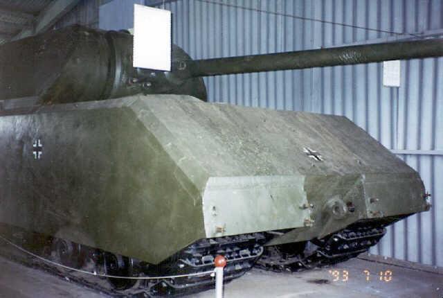 Sd.Kfz 205 - Panzerkampfwagen VIII Maus Kubin310