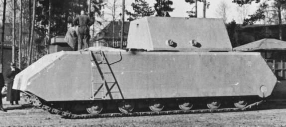 Sd.Kfz 205 - Panzerkampfwagen VIII Maus Maus_710
