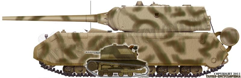 Sd.Kfz 205 - Panzerkampfwagen VIII Maus Maus_t10