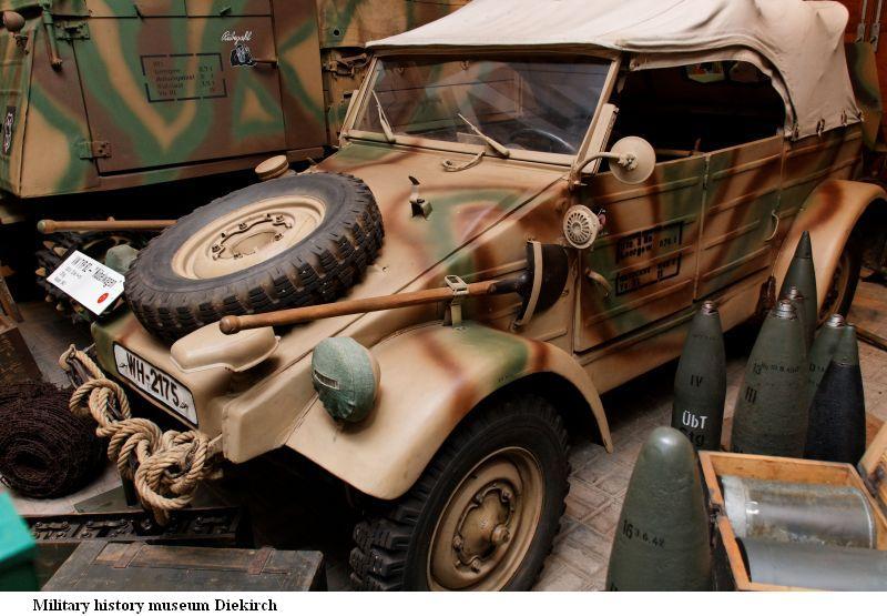 KUBELWAGEN - Military history museum Diekirch - DE Normal10