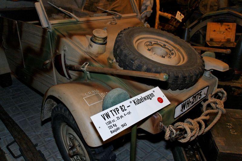 KUBELWAGEN - Military history museum Diekirch - DE Normal11