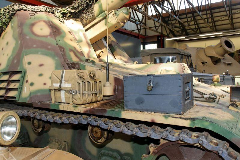 HUMMEL - Munster Museum - Germany Normal19
