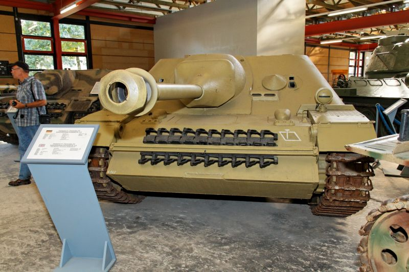 Jagdpanzer IV - Munster Museum - Germany Normal38
