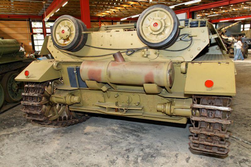 Jagdpanzer IV - Munster Museum - Germany Normal40