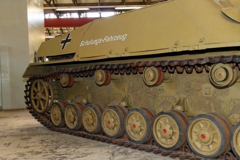 Jagdpanzer IV - Munster Museum - Germany Normal41