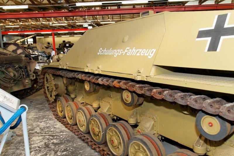 Jagdpanzer IV - Munster Museum - Germany Normal42