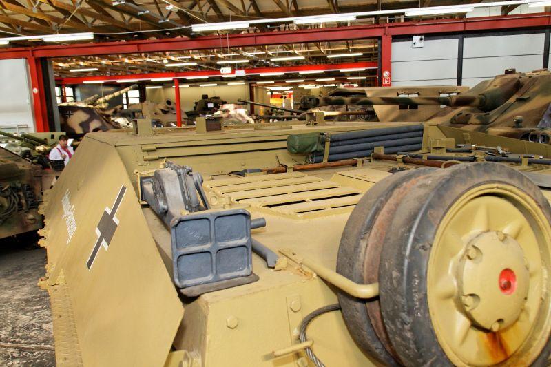 Jagdpanzer IV - Munster Museum - Germany Normal43