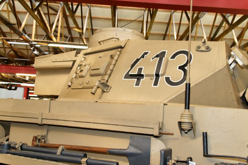 PzKpfw IV - Munster Museum - Germany Normal47