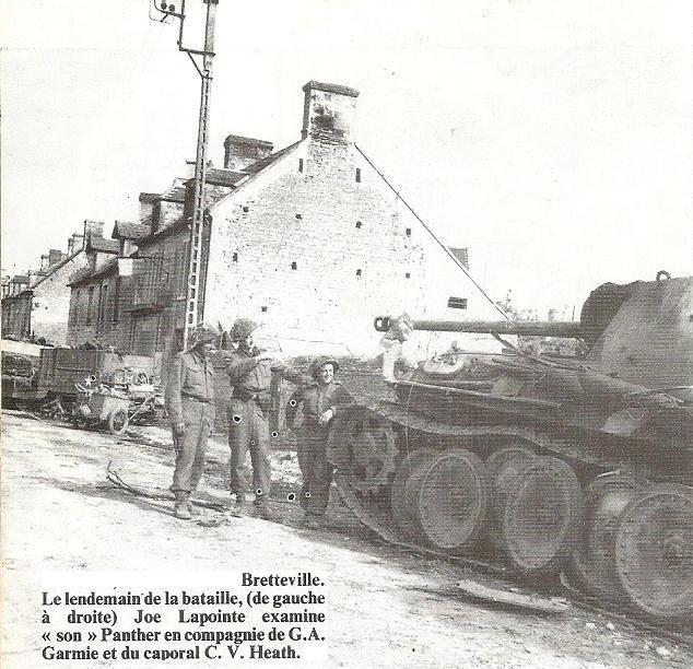 Bretteville-l'orgueilleuse - 8/9 juin 1944 Numagh10