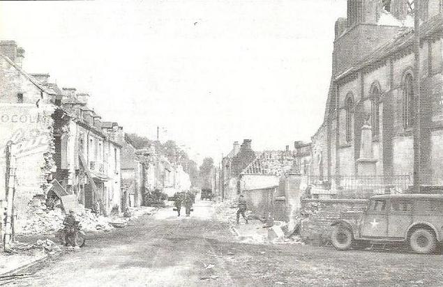 Bretteville-l'orgueilleuse - 8/9 juin 1944 Numagh11