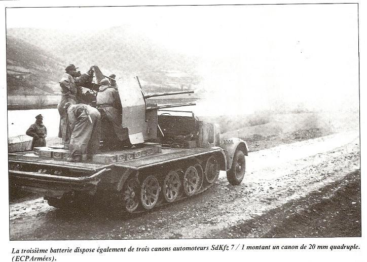 FLAK ABTEILUNG (Détachement de DCA) Pz.Div. type 44 Numahg10