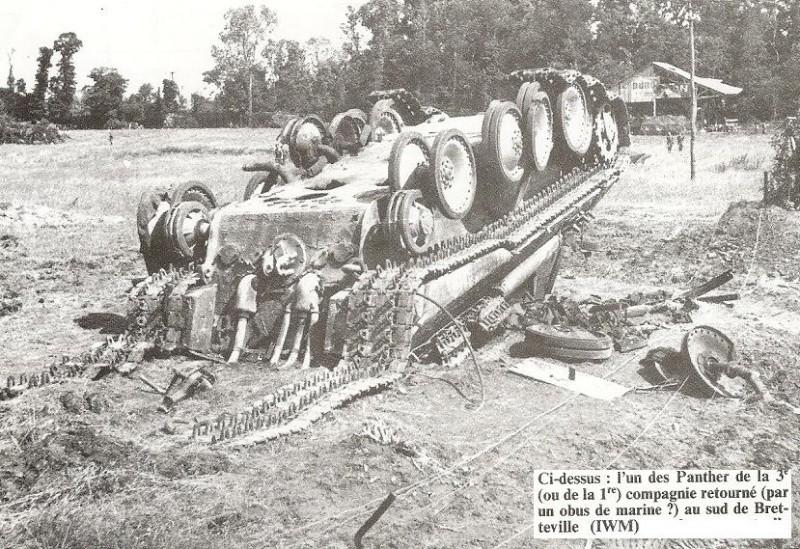 Bretteville-l'orgueilleuse - 8/9 juin 1944 Numahj10