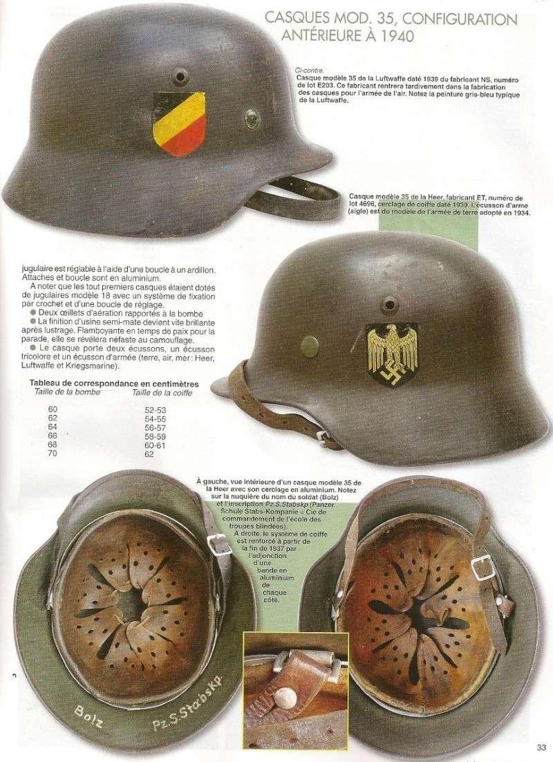 Casques allemands - Equipement, camo et accessoires Numari65