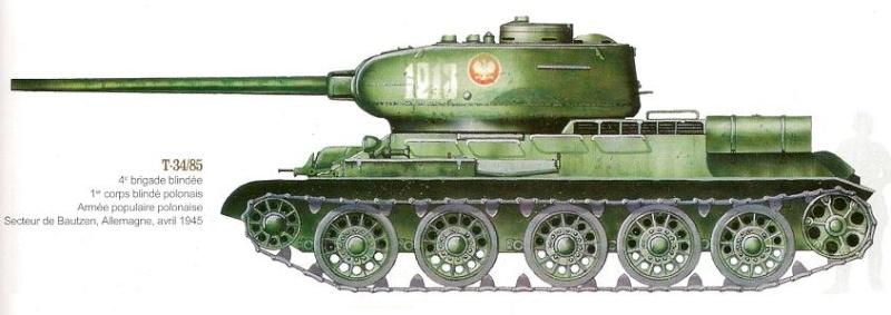 Bataille de Bautzen - Avril 1945 Numari75